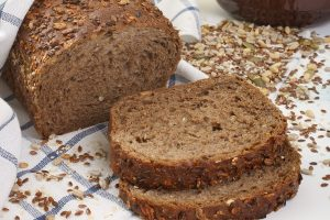 pane di sola farina di pane di segale