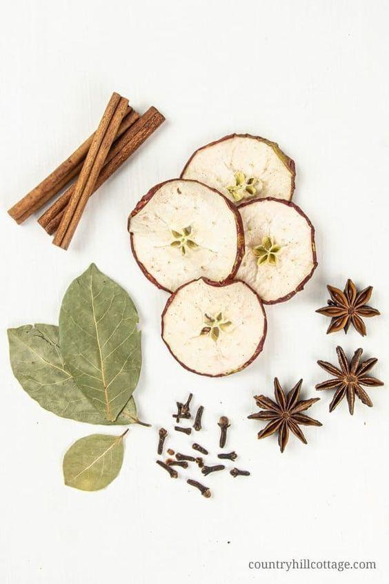 potpourri invernali ricette naturali fragranze 1