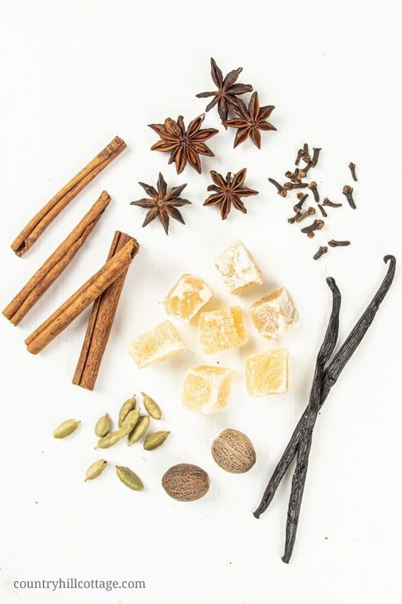 potpourri invernali ricette naturali fragranze 3
