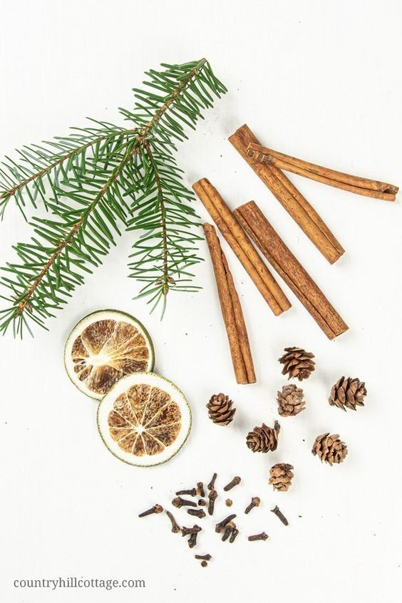 potpourri invernali ricette naturali fragranze 4