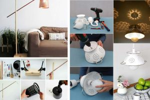 realizzare lampadari fai da te lampadari fai da te