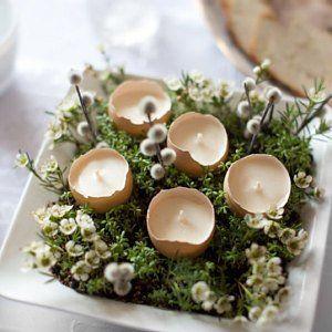 riutilizzare gusci delle uova per 4