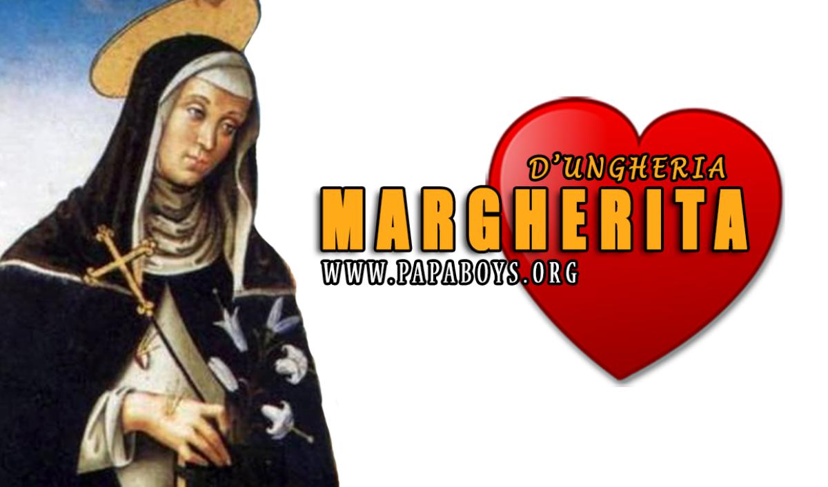 Santo del Giorno 18 Gennaio: Santa Margherita d'Ungheria