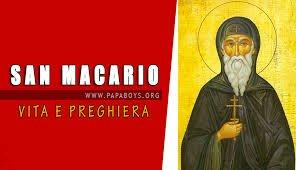 Santo del Giorno 19 Gennaio: San Macario il Grande