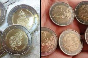 spiccioli che valgono oro la 2 euro che valgono oro
