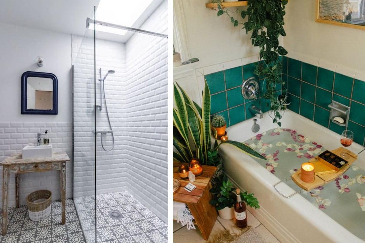 trasformare il bagno in una spa fai da te