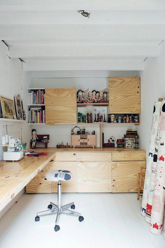 trasformare il garage in craft 4