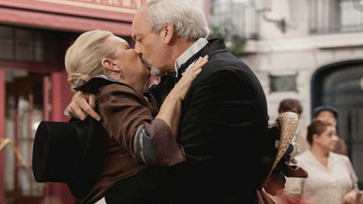 Una Vita, anticipazioni 27 gennaio: primo bacio tra Armando e Susana