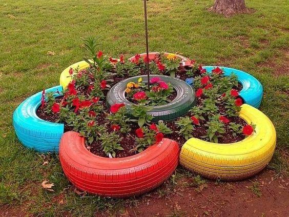 aiuole per il giardino ispirazioni 1
