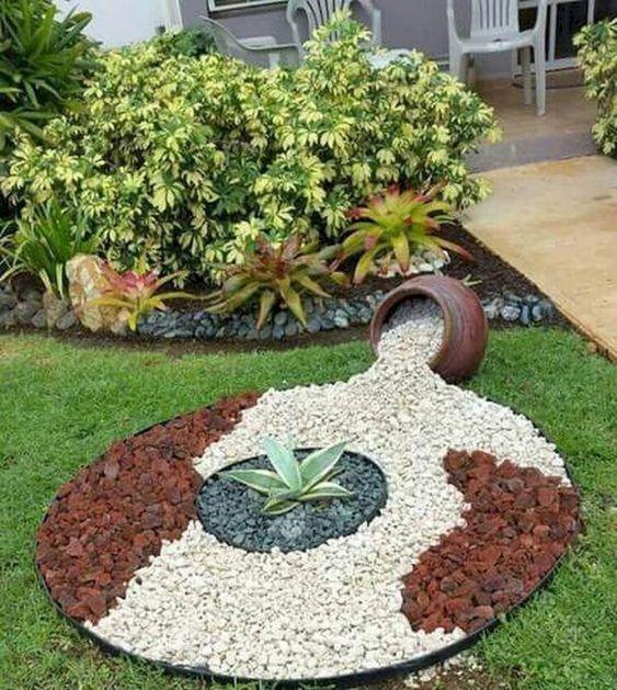 aiuole per il giardino ispirazioni 5