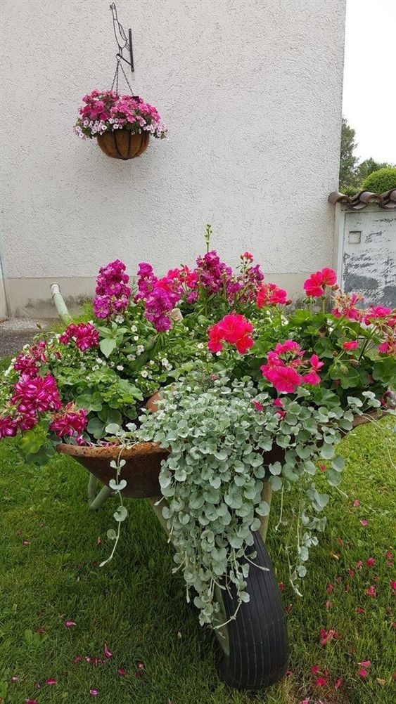 aiuole per il giardino ispirazioni 6