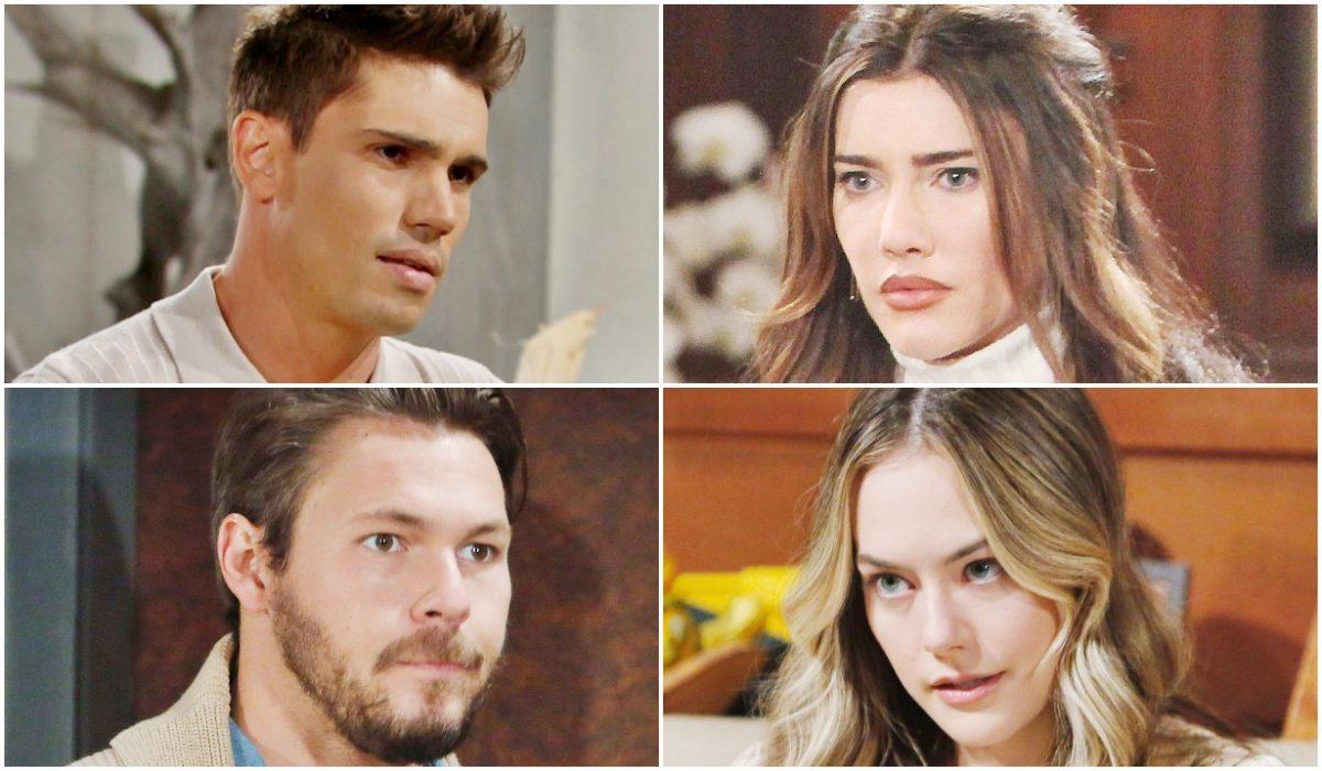 Beautiful, anticipazioni 22 ottobre: Finn ammette le sue responsabiltà con Steffy. Ridge sta accanto alla figlia