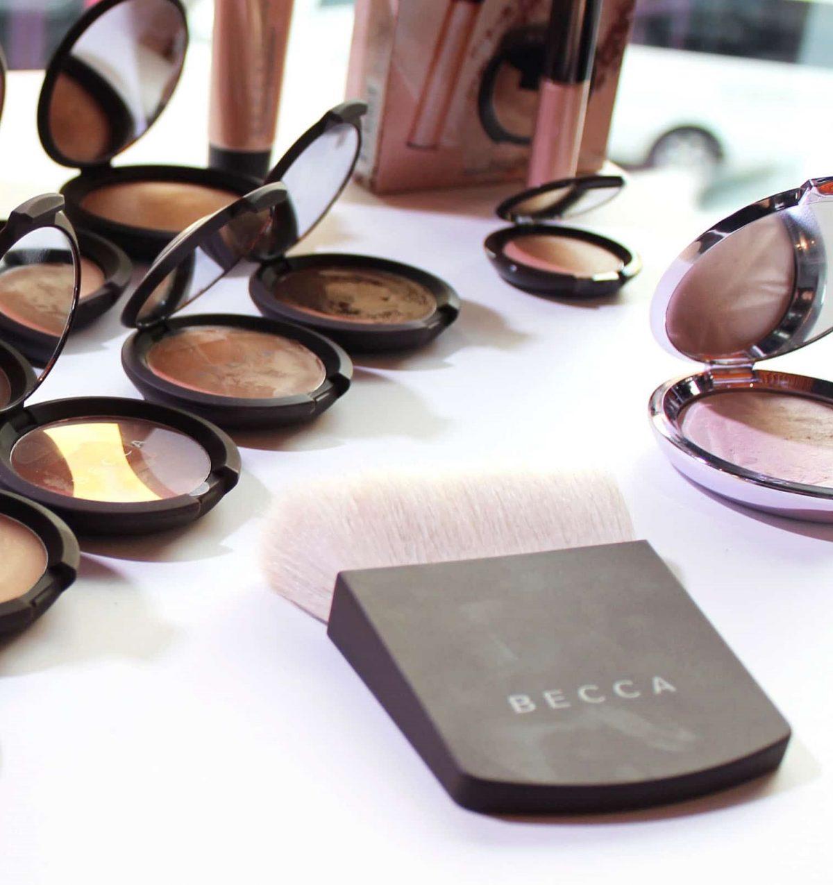 becca cosmetics chiude il brand 1512