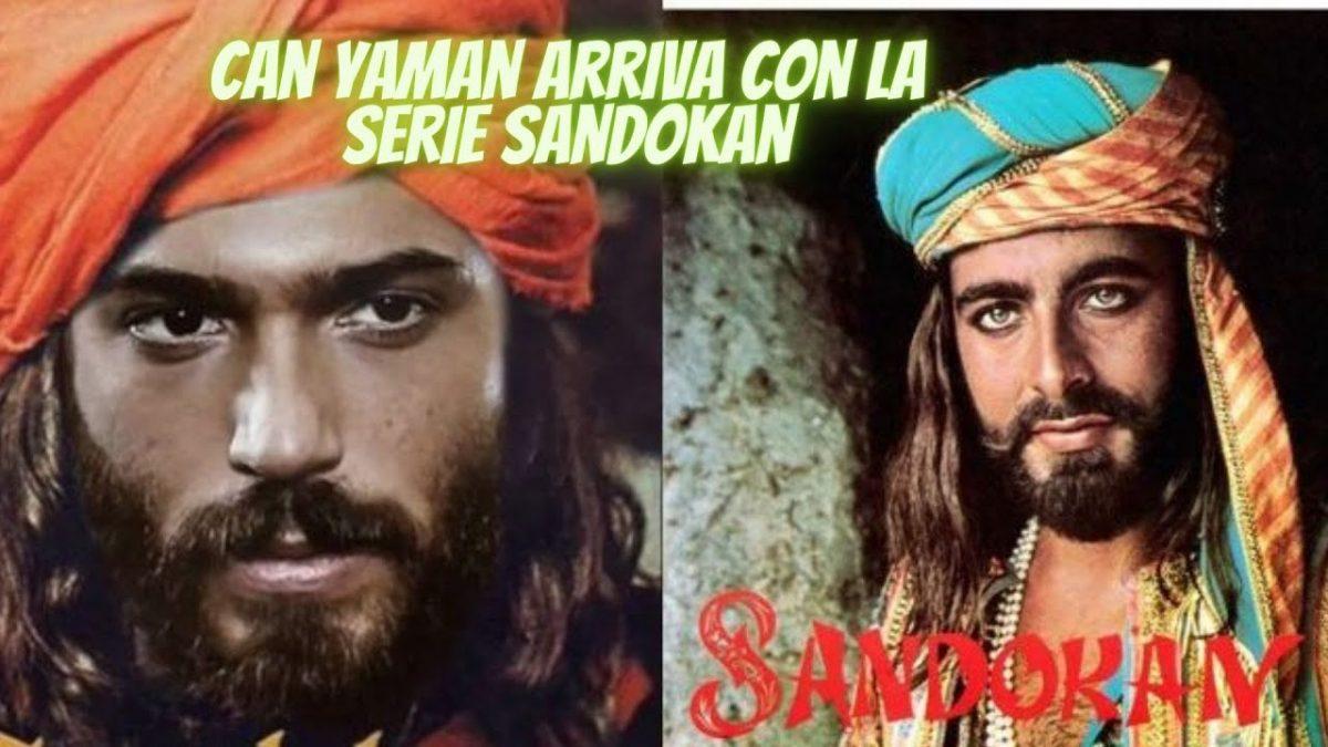 can yaman Can e Sandokan