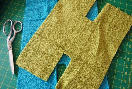 come riutilizzare gli asciugamani idee 3