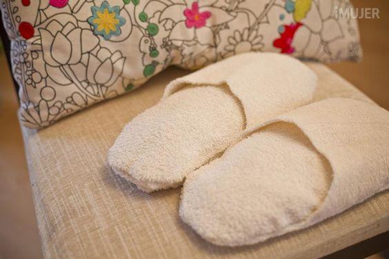 come riutilizzare gli asciugamani idee 4
