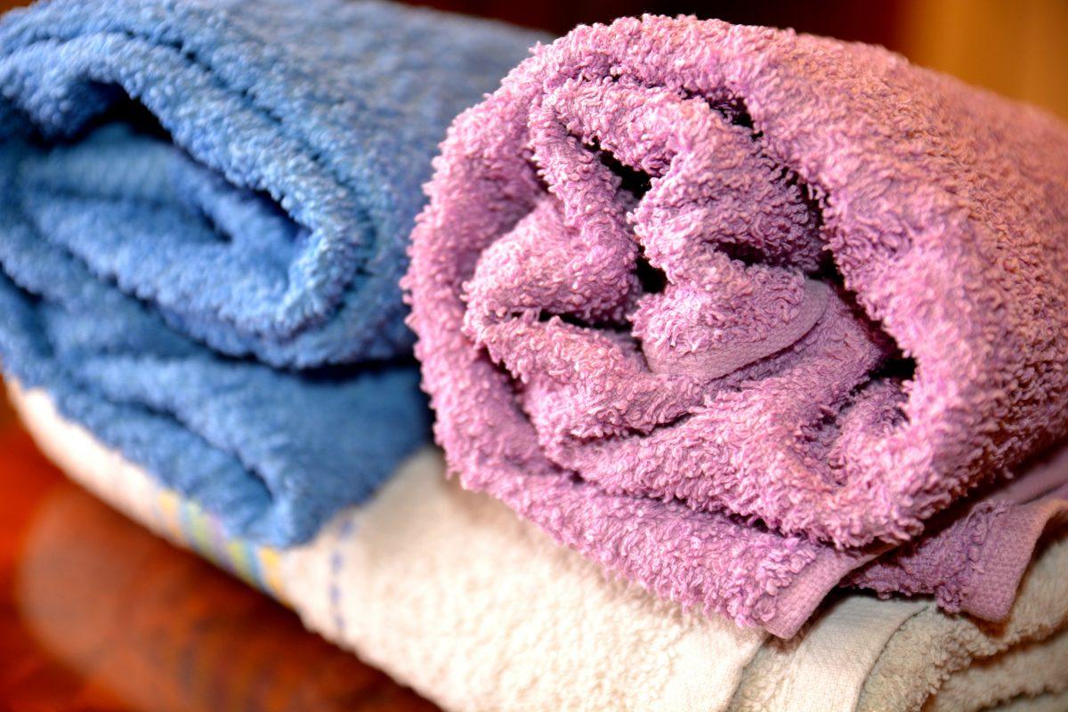 come riutilizzare gli asciugamani idee AdobeStock 354163687