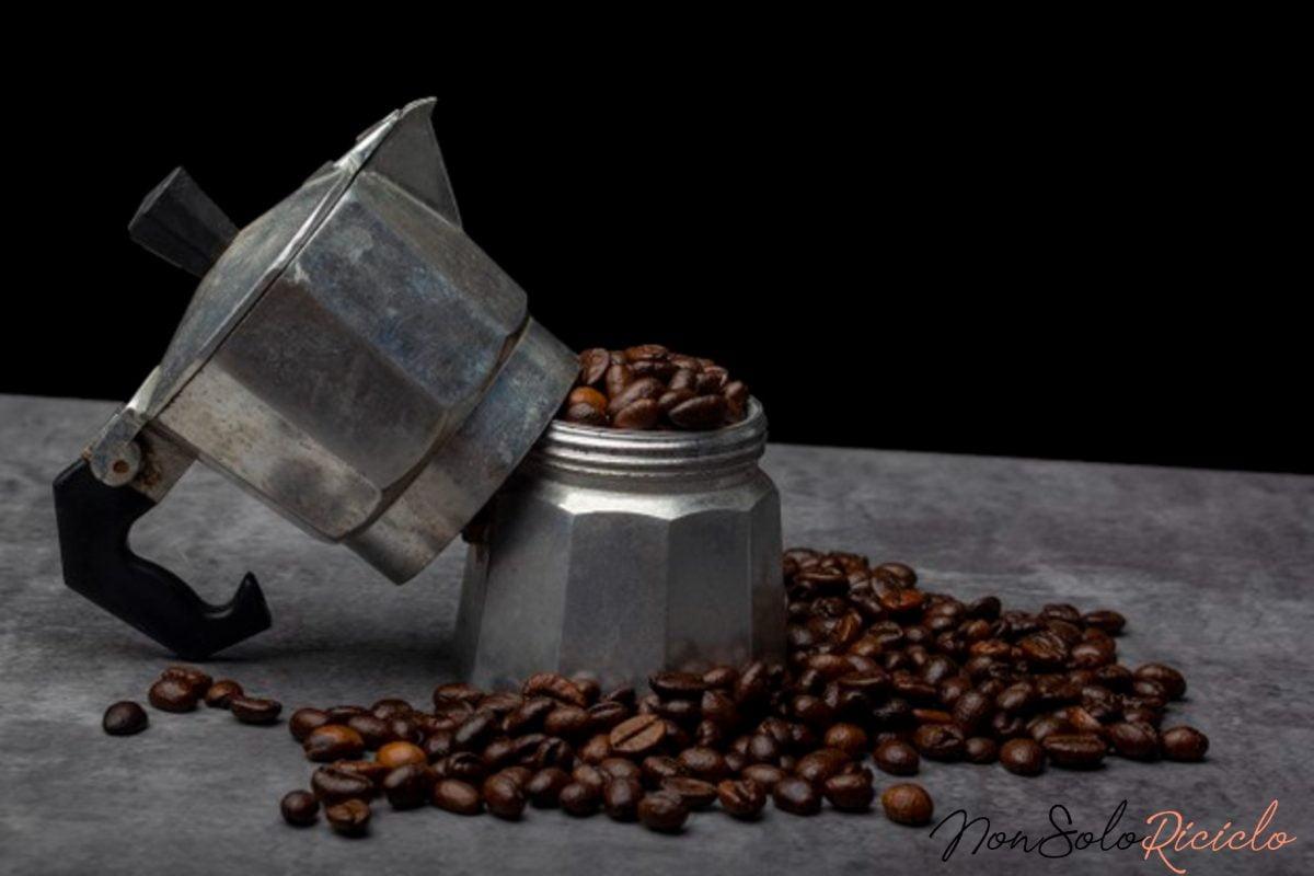 pulire la caffettiera correttamente i 5