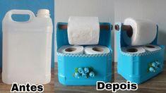 Riutilizzare flaconi di plastica: tante ispirazioni per riciclarle!
