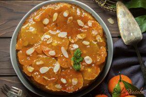 torta spagnola arance e mandorle 1