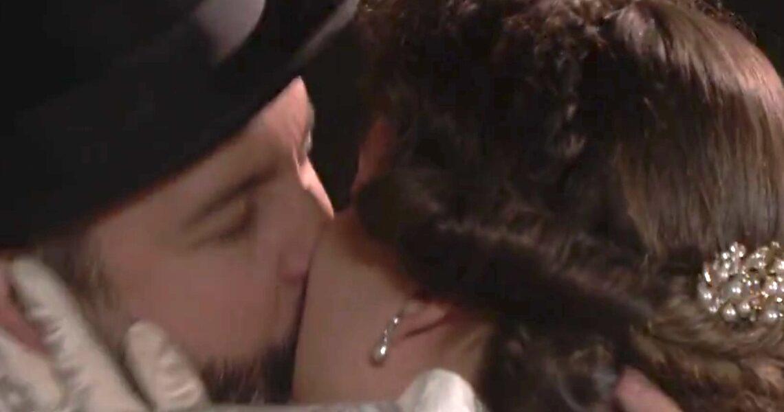 una vita anticipazioni 26 febbraio felipe genoveva bacio una vita 1140x600 1