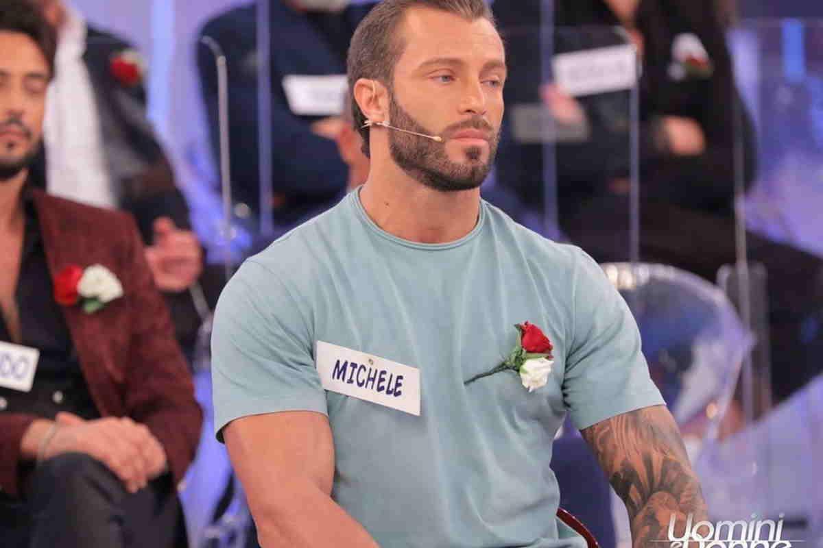 uomini e donne anticipazioni 16 UeD Michele Dentice Trono Over