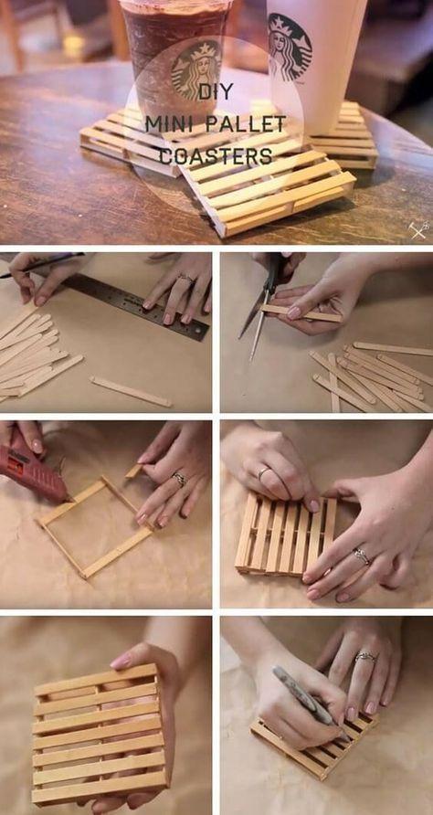utilizzare stecche di legno idee 1