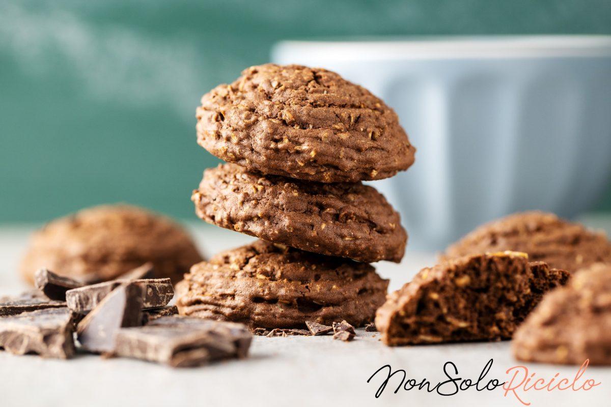 biscotti light 3 ingredienti e 2