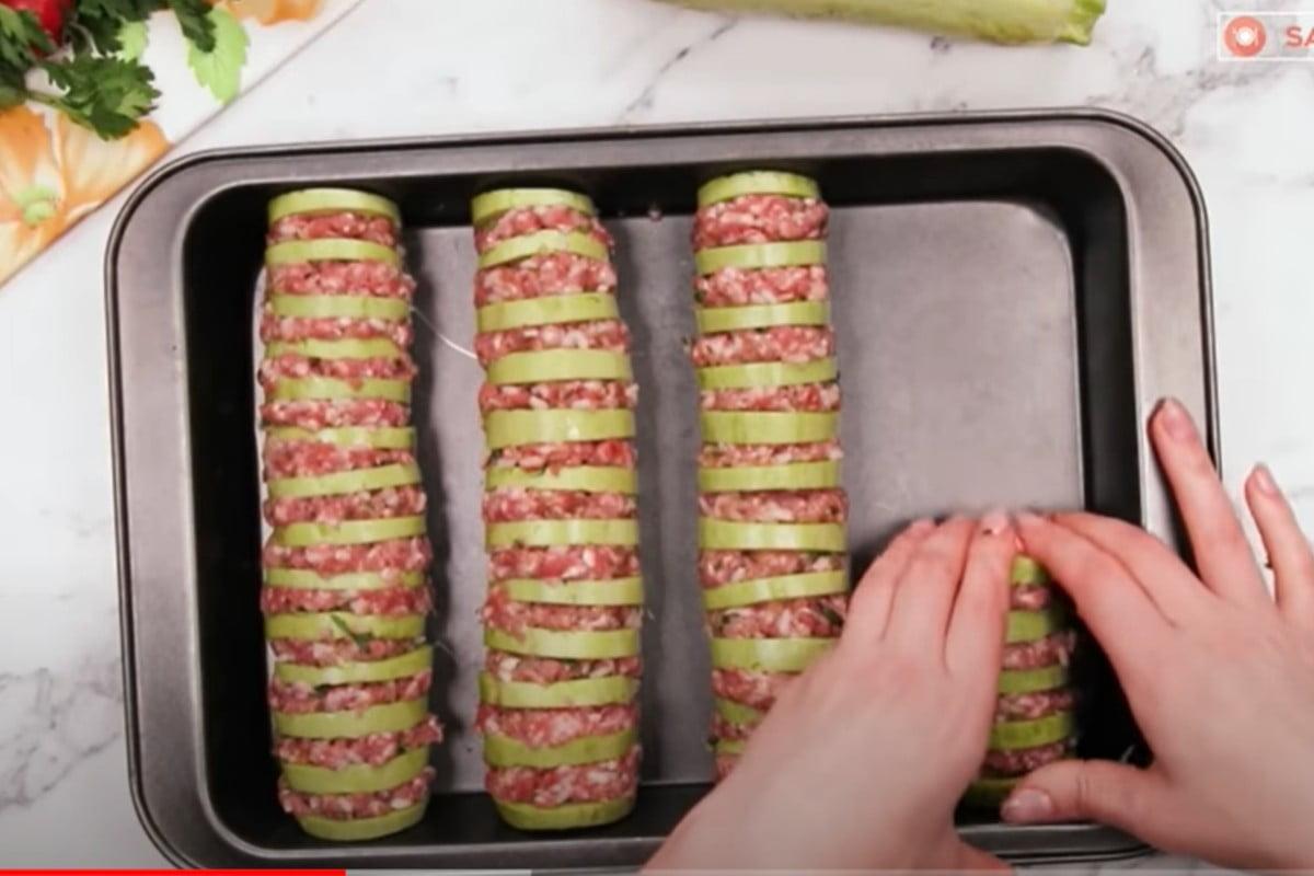 cremose zucchine con carne macinata zucchine con carne