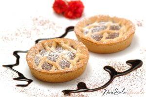 crostatine cioccolatose al cacao e 1