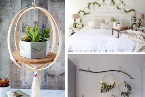 decorare casa con telaio da riciclo vecchi telai