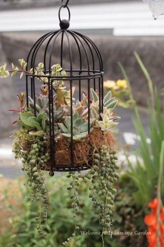 decorare giardino con riciclo creativo 5