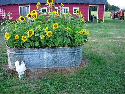 decorare giardino con riciclo creativo 7