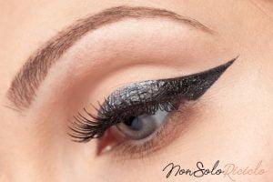 eyeliner bold la tendenza del 5
