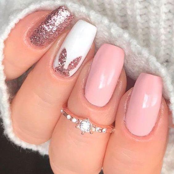 nail art primaverili e perfette 1