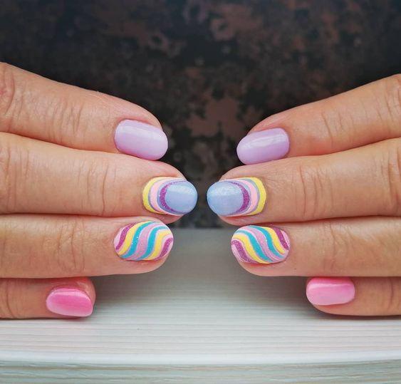 nail art primaverili e perfette 8
