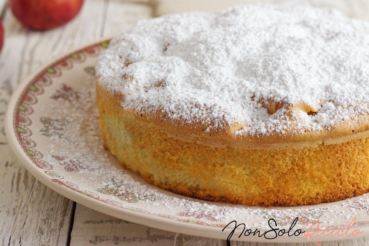 Torta di mele di suor Germana: una ricetta irresistibile.