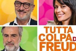 tutta colpa di freud trama Tutta colpa di Freud copertina