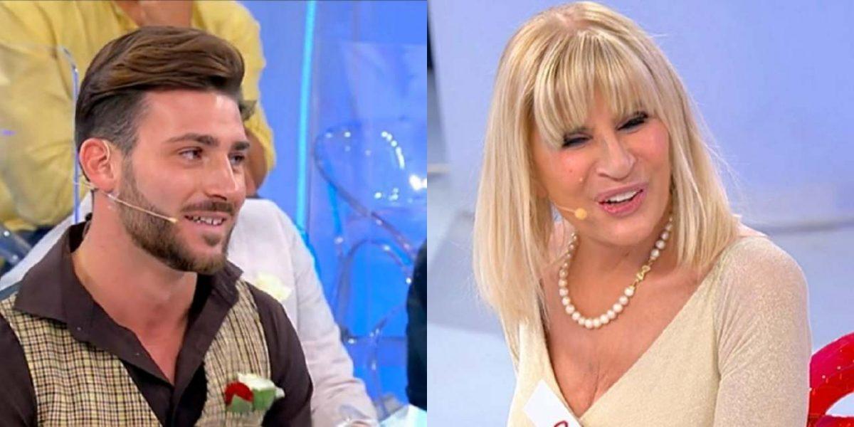 uomini e donne anticipazioni 15 Nicola Vivarelli e Gemma Galgani e Uomini e Donne