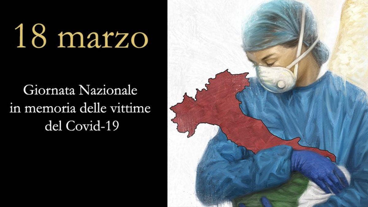 uomini e donne e amici Franco Rivolli Giornata Nazionale per el vittime da Covid19 1024x538 1