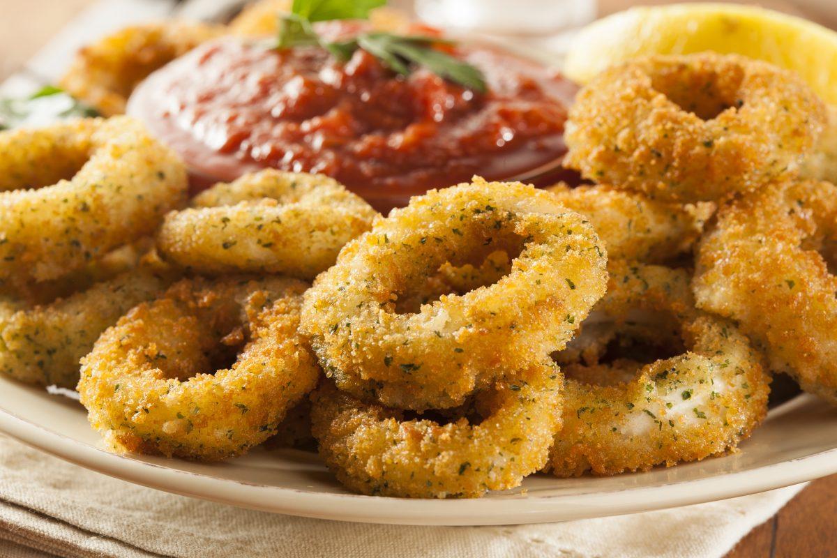 calamari gratinati al forno perfetti AdobeStock 58507435