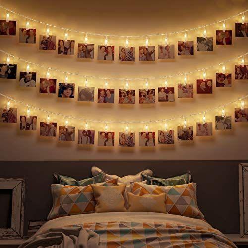 pareti decorate con polaroid ecco 5