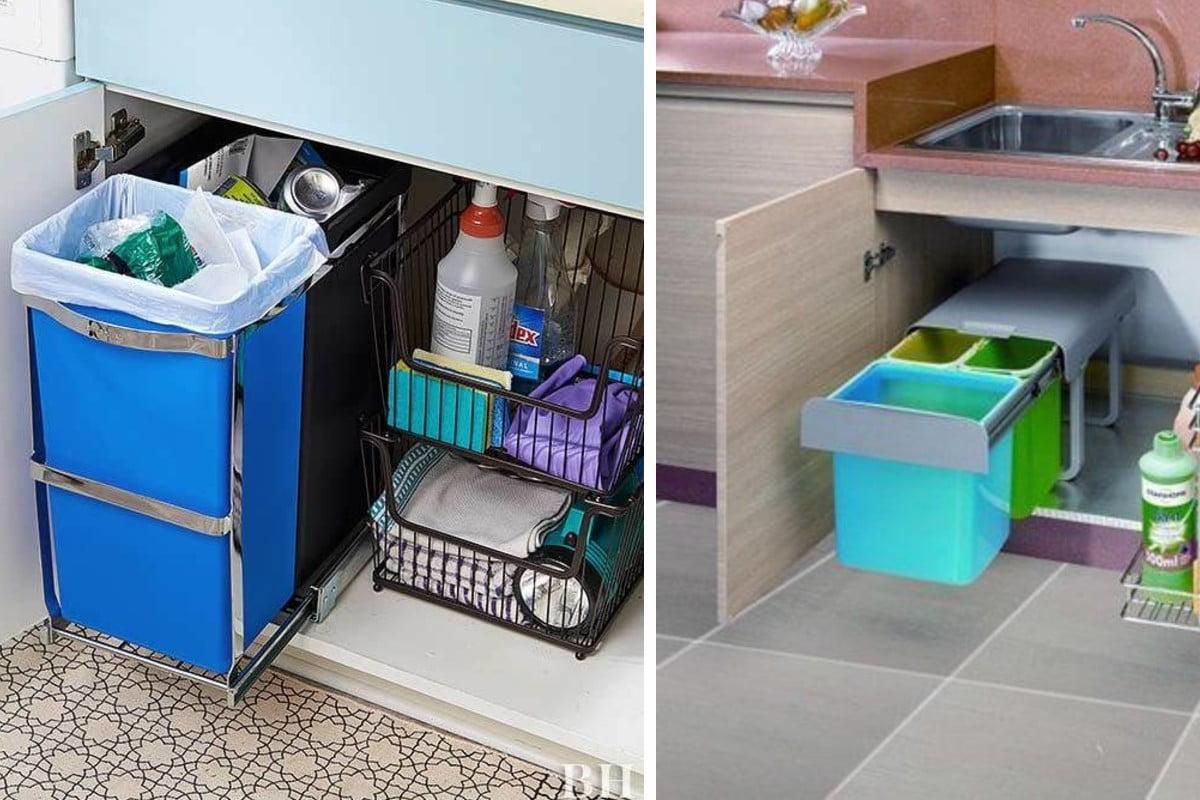 Sotto lavello in ordine: ecco come organizzarlo al meglio!