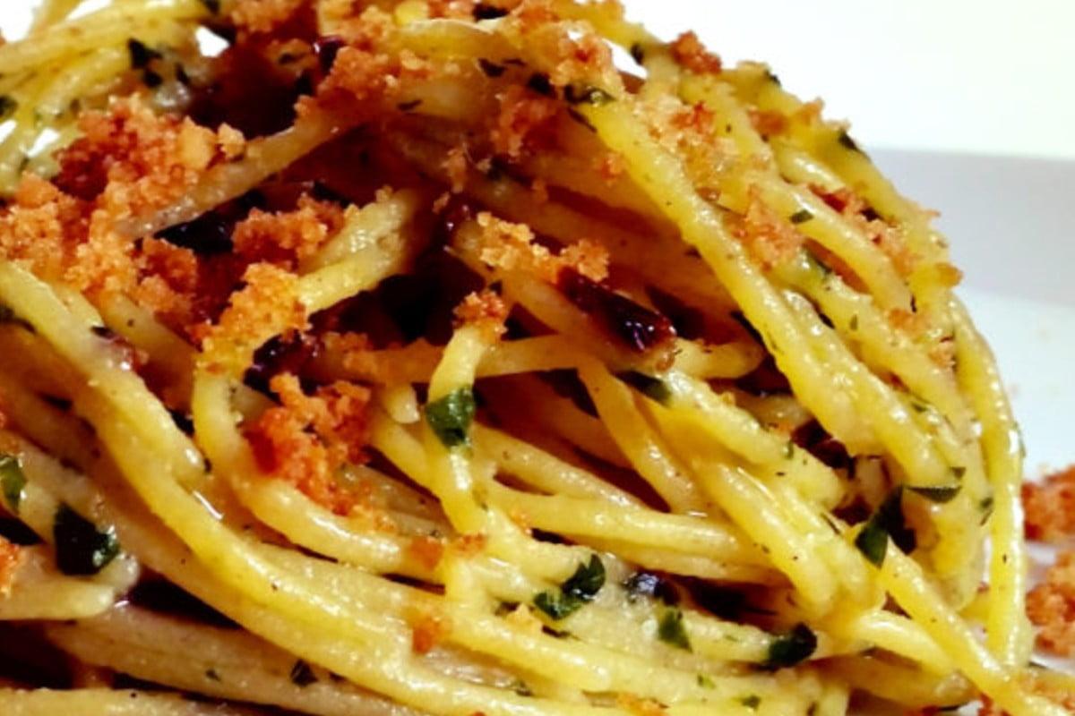 spaghetti alla siracusana dalla sicilia spaghetti alla siracusana