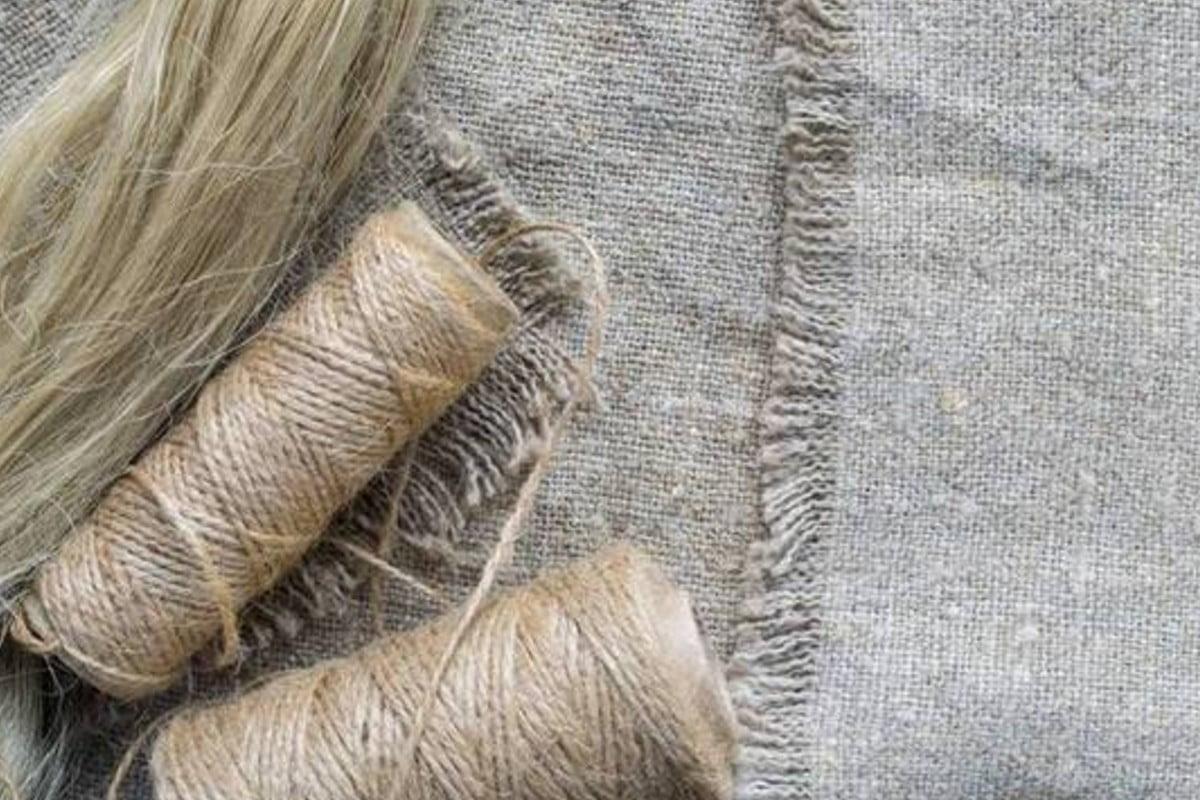 tessuto di lino cosa potete tessuto di lino