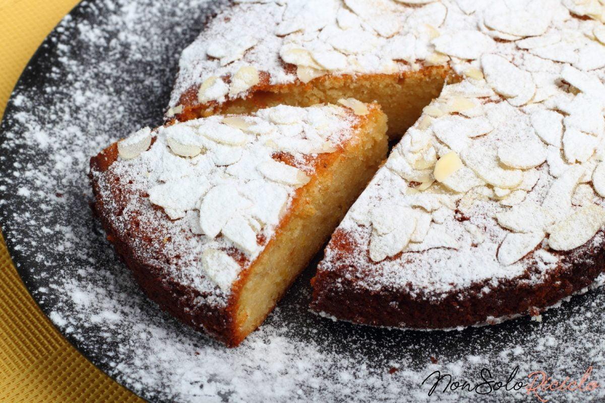 torta margherita gluten free il 2