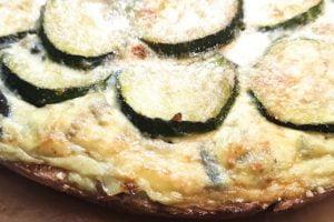 torta rustica con zucchine e torta rustica zucchine e melanzane