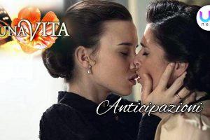 una vita anticipazioni 9 aprile Maite e Camino amore