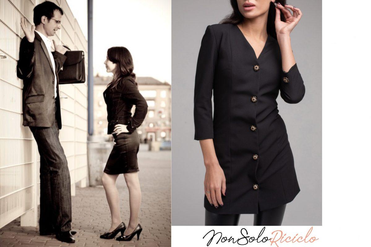 vestirsi di nero cosa si 6