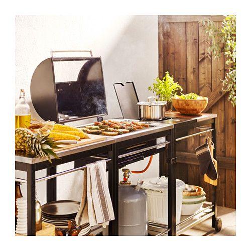 angolo barbecue nel giardino ecco 2